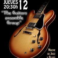 Noche de Jazz y Blues en Nájera con Guitars Ensemble Group. Jueves a las 20:30 horas